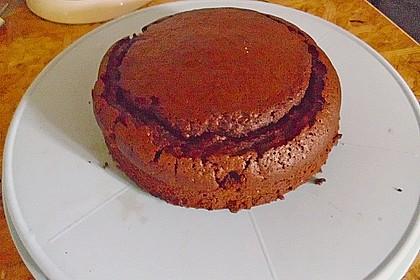 Schokoladenkuchen - süße Sünde mal ganz zart 149