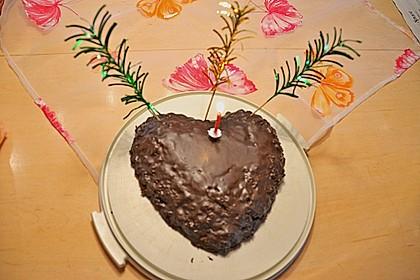 Schokoladenkuchen - süße Sünde mal ganz zart 157