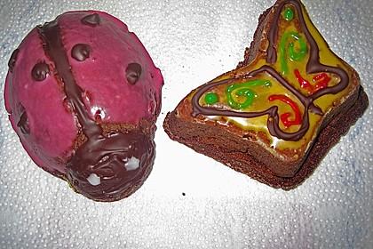 Schokoladenkuchen - süße Sünde mal ganz zart 130