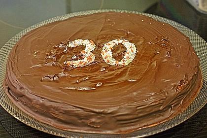 Schokoladenkuchen - süße Sünde mal ganz zart 105