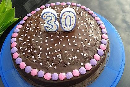 Schokoladenkuchen - süße Sünde mal ganz zart 57