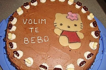 Schokoladenkuchen - süße Sünde mal ganz zart 84