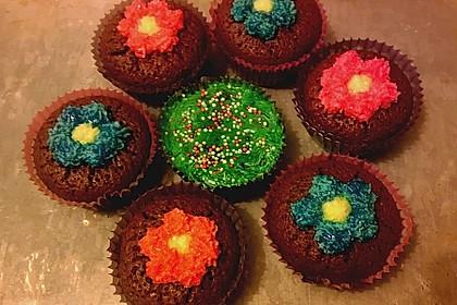 Schokoladenkuchen - süße Sünde mal ganz zart 106