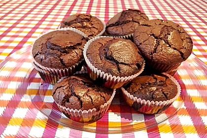 Schokoladenkuchen - süße Sünde mal ganz zart 112