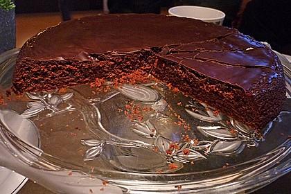Schokoladenkuchen - süße Sünde mal ganz zart 81