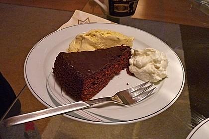 Schokoladenkuchen - süße Sünde mal ganz zart 76