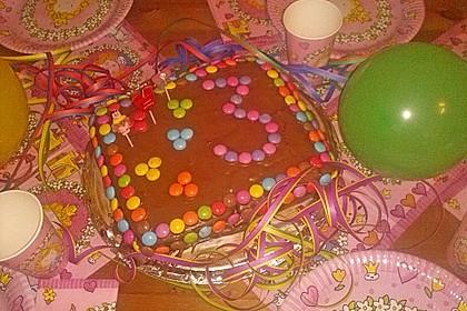 Schokoladenkuchen - süße Sünde mal ganz zart 120