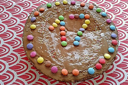 Schokoladenkuchen - süße Sünde mal ganz zart 127