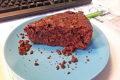 Schokoladenkuchen - süße Sünde mal ganz zart 117