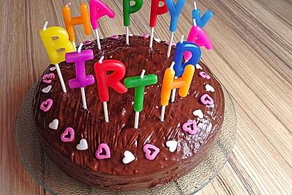 Schokoladenkuchen - süße Sünde mal ganz zart 51