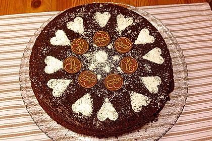 Schokoladenkuchen - süße Sünde mal ganz zart 31