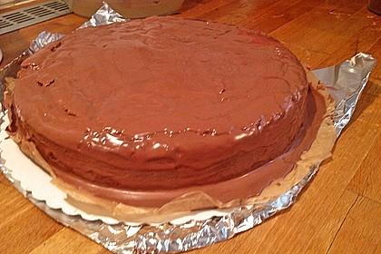 Schokoladenkuchen - süße Sünde mal ganz zart 161