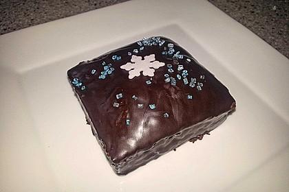 Schokoladenkuchen - süße Sünde mal ganz zart 43