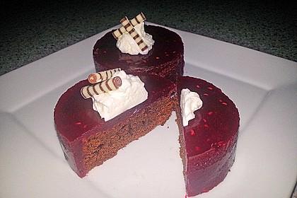 Schokoladenkuchen - süße Sünde mal ganz zart 3