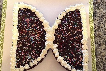 Schokoladenkuchen - süße Sünde mal ganz zart 20