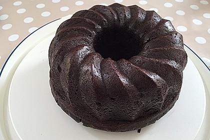 Schokoladenkuchen - süße Sünde mal ganz zart 14