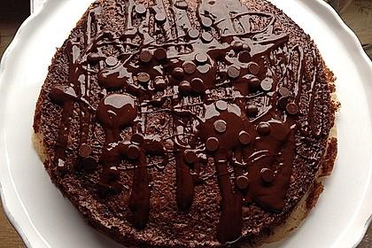 Schokoladenkuchen - süße Sünde mal ganz zart 163
