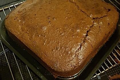 Schokoladenkuchen - süße Sünde mal ganz zart 70
