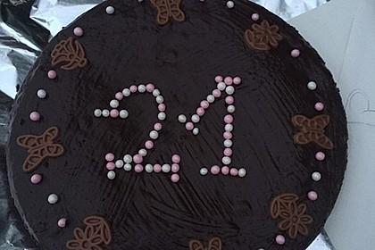 Schokoladenkuchen - süße Sünde mal ganz zart 63