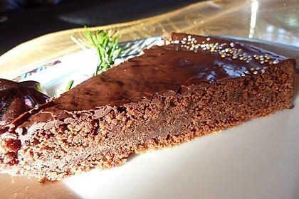 Schokoladenkuchen - süße Sünde mal ganz zart 54