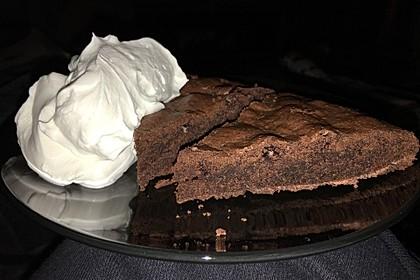 Schokoladenkuchen - süße Sünde mal ganz zart 61