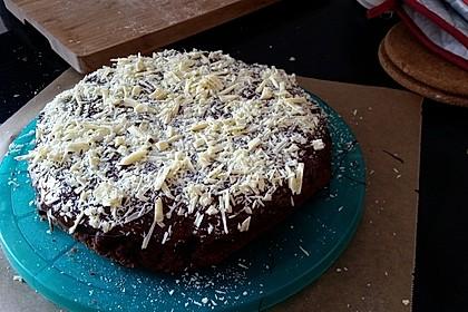 Schokoladenkuchen - süße Sünde mal ganz zart 79