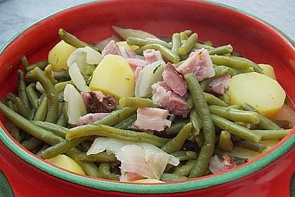 Birnen, Bohnen und Speck 8