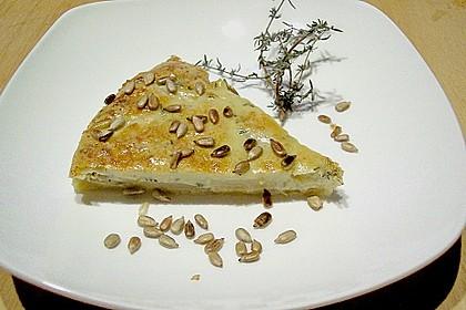 Roquefort - Quiche