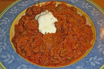 Rotes Sauerkraut