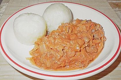 Rotes Sauerkraut 1