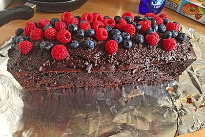 Saftiger Schokoladenkuchen 16