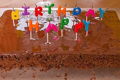 Saftiger Schokoladenkuchen 26