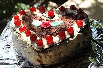 Saftiger Schokoladenkuchen 4