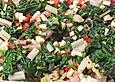 Spinat - Zucchini - Salat