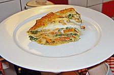 Spinat - Tomaten - Lasagne