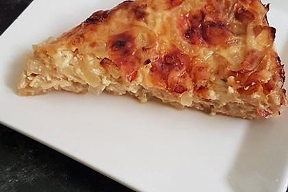 Brillas Zwiebelkuchen mit Käse 9