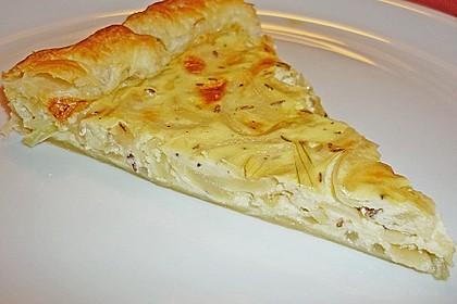 Brillas Zwiebelkuchen mit Käse 5