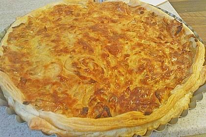 Brillas Zwiebelkuchen mit Käse 28