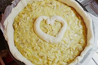 Brillas Zwiebelkuchen mit Käse 32