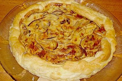 Brillas Zwiebelkuchen mit Käse 23