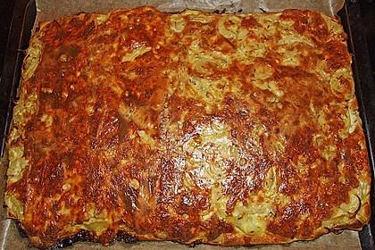 Brillas Zwiebelkuchen mit Käse 8