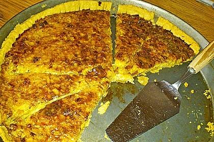 Brillas Zwiebelkuchen mit Käse 18
