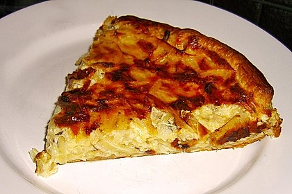 Brillas Zwiebelkuchen mit Käse 2