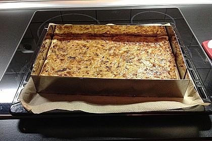 Brillas Zwiebelkuchen mit Käse 21