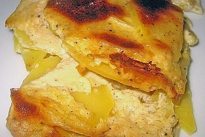 Kartoffelgratin 'Ruckzuck'