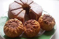 Der fluffigste Marmorkuchen überhaupt