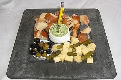 Oliven eingelegt