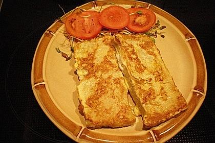 Eier - Knoblauch - Brot 4