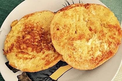 Eier - Knoblauch - Brot 1