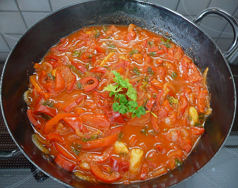 Peperonata Recipe — Dishmaps